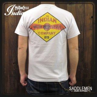 インディアンモーターサイクル「INDIAN COMPANY」Tシャツ