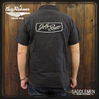 バズリクソンズ「JOLLY ROGERS」REUNIONシャツ
