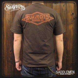 スアベシート「BADGE」Tシャツ
