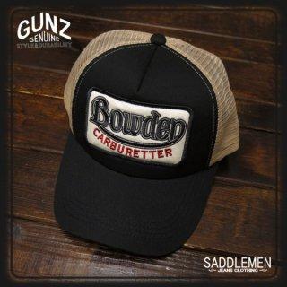 GUNZ「BOWDEN CARBURETTER」メッシュキャップ