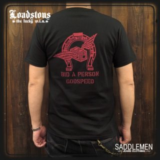 LOADSTONS「L.W.HORSESHOE」Tシャツ