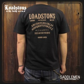 LOADSTONS「FORTUNE LUCK BOARD」Tシャツ