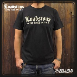 LOADSTONS「LOGOTYPE」Tシャツ