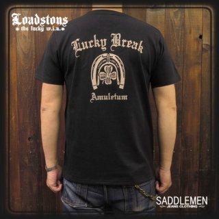 LOADSTONS「LUCKY BREAK」Tシャツ