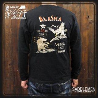 テーラー東洋「ALASUKA」スカ・ロングTシャツ