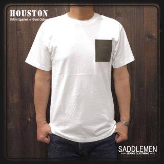 SALE!! ヒューストン「U.S.POCKET」Tシャツ定価5,292円
