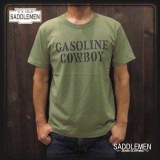 サドルメン「GASOLINE COWBOY」Tシャツ