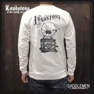 ロードストーンズ 「Loadstons Gramophone」ロングTシャツ