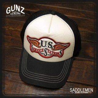 GUNZ「U.S SERVICE」メッシュキャップ