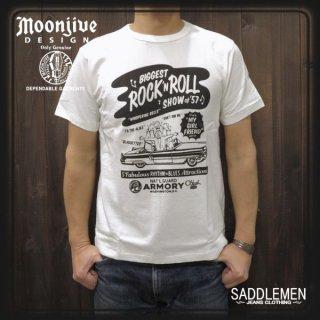 ムーンジャイブ「ROCK'N ROLL SHOW」Tシャツ