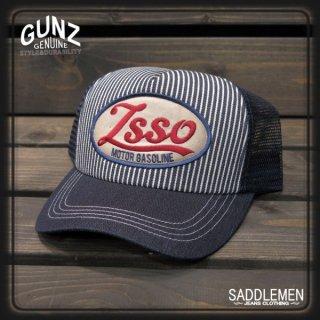 GUNZ「LSSO MOTOR GASOLINE」メッシュキャップ