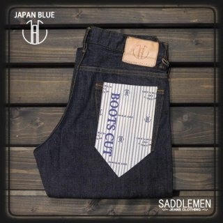 SALE!!ジャパンブルー14ozブーツカット<BR>定価14,040円