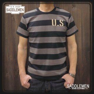 サドルメン「U.S BORDER」Tシャツ