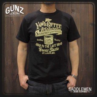 ガンズ「YAWL COFFEE」Tシャツ