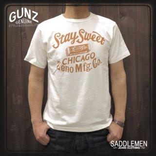 ガンズ「PEPSIN GUM」Tシャツ