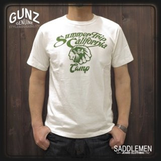 ガンズ「SUMMER TRIP CALIFORNIA」Tシャツ