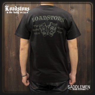 ロードストーンズ「LUCKY WIN TWO FACE」Tシャツ