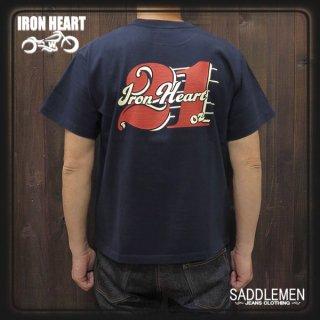 アイアンハート「21oz柄」7.5oz.Tシャツ