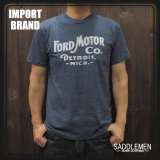 IMPORT BRAND「FORD MOTOR CO.」Tシャツ
