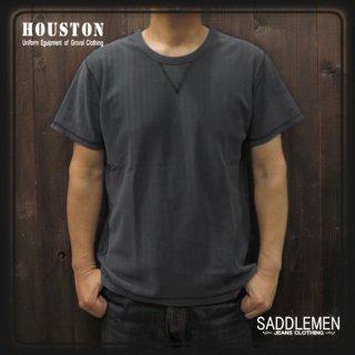 ヒューストン「HERRINGBONE JQ」Tシャツ