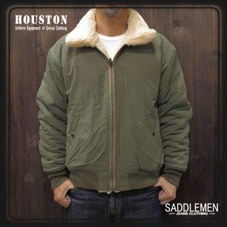 ヒューストン「BOA × B-15 」リバーシブルジャケット