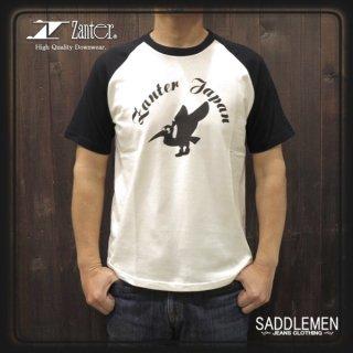 ザンタージャパン ラグランTシャツ