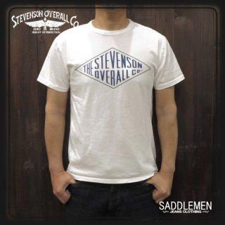 スティーブンソンオーバーオール「Daimond」Tシャツ