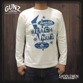 ガンズ「BEACH NUT」ロングTシャツ