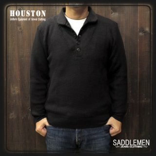 SALE! ヒューストン「US ARMY HENLY」タンクセーター<BR>定価12,980円