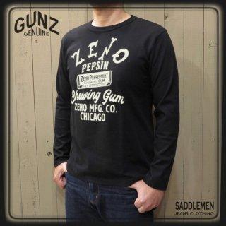 ガンズ「ZENO CHWING GUM」ロングTシャツ
