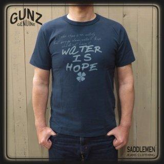 ガンズ「WATER IS HOPE」Tシャツ