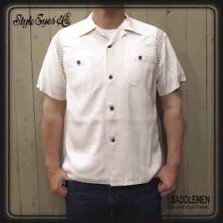 スタイルアイズ「WITH RIBS」ボウリングシャツ