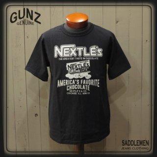 ガンズ「NEXTLE'S CHOCOLATE」Tシャツ