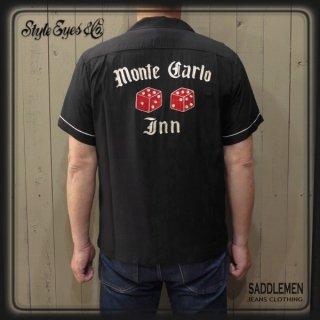スタイルアイズ「MONTE CARLO INN」ボーリングシャツ