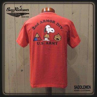 バズリクソンズ「2ND ARMOR DIV.」Tシャツ