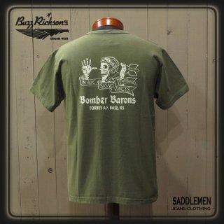 バズリクソンズ「BOMBER BARONS」ポケットTシャツ