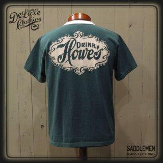 デラックスウエア「HOWES」Tシャツ