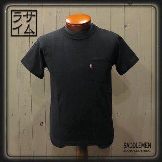 サムライジーンズ「ピスネーム」ポケットTシャツ