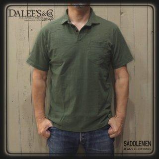 ダリーズ「30'S CLASSIC COLLAR」ポロシャツ