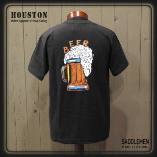 ヒューストン「BEER」Tシャツ