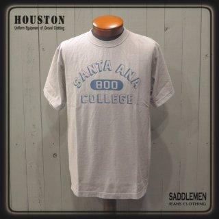 ヒューストン「SANTA ANA」Tシャツ