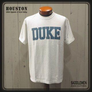 ヒューストン「DUKE」Tシャツ