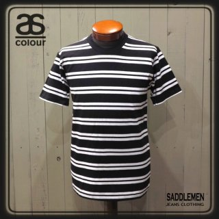 AS Colour「CLASSIC STRIPE」Tシャツ