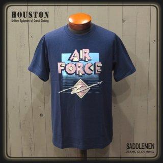 ヒューストン「AIR FORCE」Tシャツ
