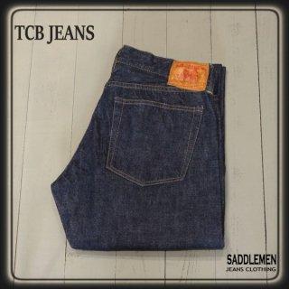 TCBジーンズ Slim50'sジーンズ