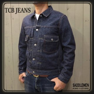 TCBジーンズ 50'S Jean Jaket/Type 2nd