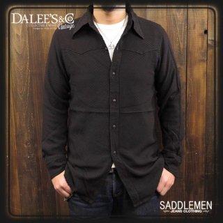 ダリーズ 「DUPONT」30'Sカバーシャツ