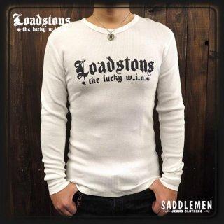ロードストーンズ ワッフルロングTシャツ