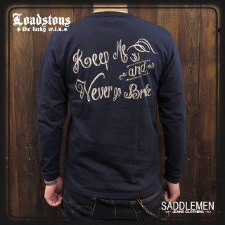 ロードストーンズ 「ENCASED MESSAGE」ロングTシャツ