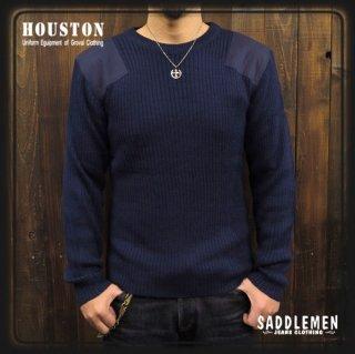 HOUSTON コマンドセーター